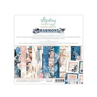Εικόνα του Mintay Papers Μπλοκ Scrapbooking Harmony 6''x6''