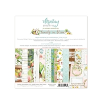 Εικόνα του Mintay Papers Μπλοκ Scrapbooking Beauty in Bloom 6''x6''