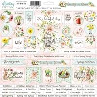 Εικόνα του Mintay Papers Beauty in Bloom Chipboard Αυτοκόλλητα