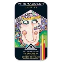 Εικόνα του Prismacolor Premier Soft Core Colored Pencils - Set of 24