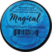 Εικόνα του Lindy's Stamp Gang Magicals Individual Jar - Delphinium Turquoise