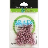 Εικόνα του Διπλoκαρφα Brads 4mm - Pastel Pink
