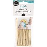 Εικόνα του American Crafts Color Pour Stir Sticks - Αναδευτήρια
