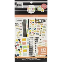Εικόνα του Create 365 Happy Planner Sticker Value Pack - Goals