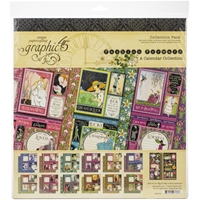 "Εικόνα του Graphic 45 Double-Sided Collection Pack 12""X12""  - Fashion Forward"