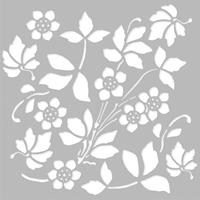 """Εικόνα του Simple Stories Autumn Splendor Stencil 6""""X6"""""""