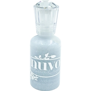 Picture of Nuvo Glitter Drops - Silver Crystals