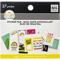 Εικόνα του Happy Planner Tiny Sticker Pad - Happy Brights