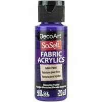 Εικόνα του SoSoft Ακρυλικό Χρώμα για Ύφασμα 59ml - Dioxazine Purple