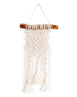 Εικόνα του Macrame Wall Hanger Kit - Tassels And Twists