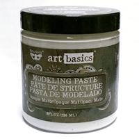 Εικόνα του Πάστα Διαμόρφωσης Finnabair Art Basics Modeling Paste - Opaque Matte