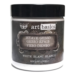 Picture of Finnabair Art Basics Heavy Gesso 8oz - Heavy γκέσσο Λευκό