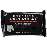 Εικόνα του Πηλός  Paper Clay - Λευκός 16oz (454γρ)