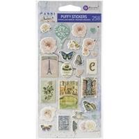 Εικόνα του Capri Puffy Stickers - Αυτοκόλλητα