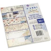 """Εικόνα του Prima Marketing Μπλοκ Scrapbooking  Διπλής Όψης 6""""X6"""" - Capri"""