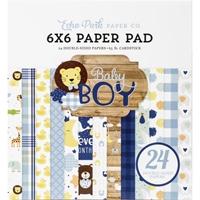 """Εικόνα του Echo Park Double-Sided Paper Pad 6""""X6"""" - Baby Boy"""
