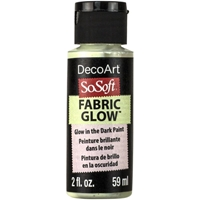 Εικόνα του SoSoft Fabric Acrylic Paint Medium Glow