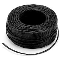 Εικόνα του Tandy Leather Κερωμένο Νήμα - Μαύρο