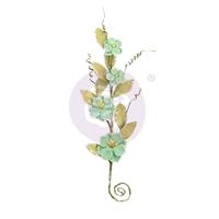 Εικόνα του Pretty Mosaic Χάρτινα Λουλούδια Mulberry - Aventurine