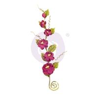 Εικόνα του Pretty Mosaic Χάρτινα Λουλούδια Mulberry - Spinel