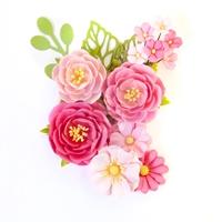 Εικόνα του Surfboard Χάρτινα Λουλούδια Mulberry - Betty
