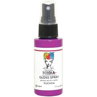 Εικόνα του Dina Wakley Media Gloss Sprays - Fuchsia