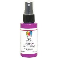 Εικόνα του Dina Wakley Media Gloss Sprays - Fuchsia