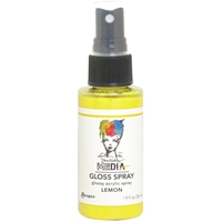 Εικόνα του Dina Wakley Media Gloss Sprays - Lemon
