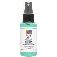 Εικόνα του Dina Wakley Media Gloss Sprays - Turquoise