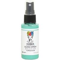 Εικόνα του Dina Wakley Media Gloss Sprays - Turquoise