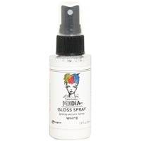 Εικόνα του Dina Wakley Media Gloss Sprays - White