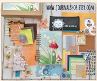 Εικόνα του Art Journal Kit - Bell House