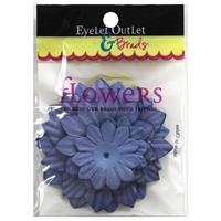 Εικόνα του Eyelet Outlet Χάρτινα Λουλούδια - Purple