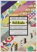 """Εικόνα του American Crafts Single-Sided Paper Pad 6""""X8"""" - Color Kaleidoscope"""