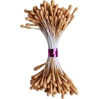 Εικόνα του Κατασκευή Λουλουδιών Dress My Craft Pastel Thread Pollen - Light Mustard