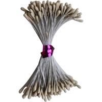 Εικόνα του Κατασκευή Λουλουδιών Dress My Craft Pastel Thread Pollen - Classic Cream
