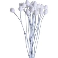 Εικόνα του Κατασκευή Λουλουδιών Dress My Craft Foam Flower Buds - 5mm Pointed