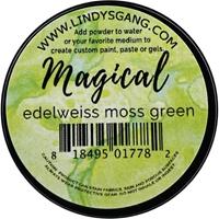 Εικόνα του Lindy's Stamp Gang Magicals Individual Jar - Edelweiss Moss Green