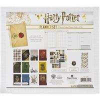 Εικόνα του Paper House 12-Month Mini Planner Set - Harry Potter