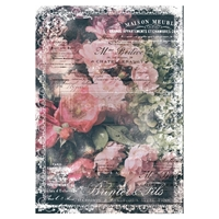 "Εικόνα του Prima Marketing Re-Design Mulberry Tissue 19""x30"" - Celeste"