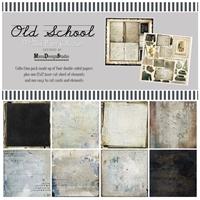 """Εικόνα του 49 And Market Mini Collection Pack 12""""X12"""" - Old School"""
