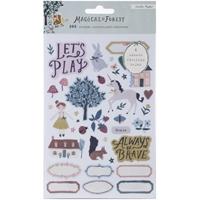 Εικόνα του Crate Paper Magical Forest Sticker Book