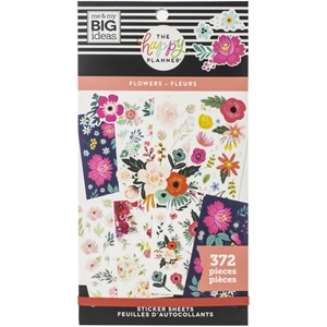 Picture of Create 365 Happy Planner Sticker Value Pack - Flowers