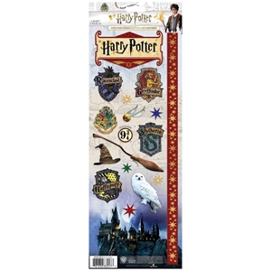 Picture of Paper House Cardstock Stickers - Harry Potter