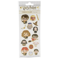 Εικόνα του Paper House Faux Enamel Stickers - Harry Potter Characters