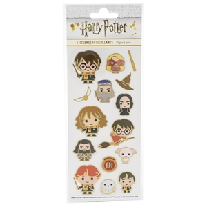 Picture of Paper House Faux Enamel Stickers - Harry Potter Characters
