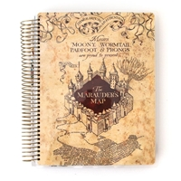 Εικόνα του Paper House Life Organized 12-Month Undated Planner - Marauder's Map