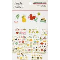 Εικόνα του Simple Stories Best Year Ever Sticker Book