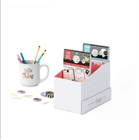 Εικόνα του Happy Planner Sticker Book Storage Box - Neutral Geo