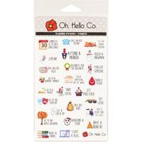 Εικόνα του Oh Hello Αυτοκόλλητα Planner - Bucket List